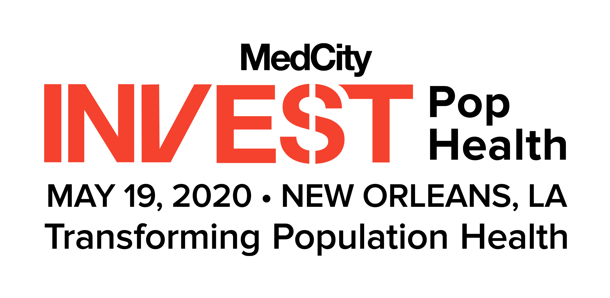 New Orleans Population 2020.Medcity Invest Population Health Transforming Population